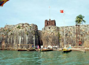 Sindhudurg Fort in Malvan