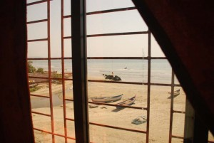 Hotel near to tarkarli beach
